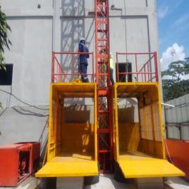 Sewa Lift Barang Proyek MULYA PERKASA ANUGERAH
